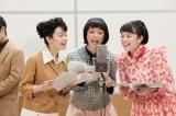 テレビ朝日系帯ドラマ劇場『トットちゃん!』第40話(11月24日放送)より。NHK専属女優になった徹子の新たな挑戦の日々がはじまる(C)テレビ朝日