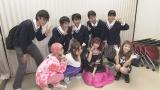 コピーバンドをしている大阪の高校生たちとSCANDALが対面(C)NHK