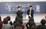 高橋優&三浦春馬が都内の女子高でスペシャルイベントを開催