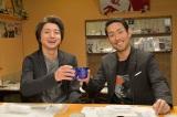 藤原竜也(左)×中村勘九郎(C)東海テレビ
