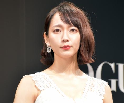 『VOGUE JAPAN Women of the Year 2017』の授賞式に出席した吉岡里帆 (C)ORICON NewS inc.