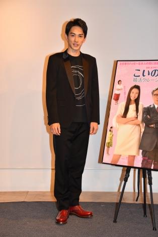 映画『こいのわ 婚活クルージング』公開記念イベントに出演した町田啓太 (C)ORICON NewS inc.