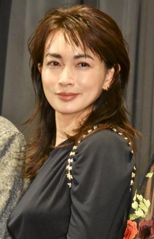 映画『光』公開記念舞台あいさつに出席した長谷川京子 (C)ORICON NewS inc.