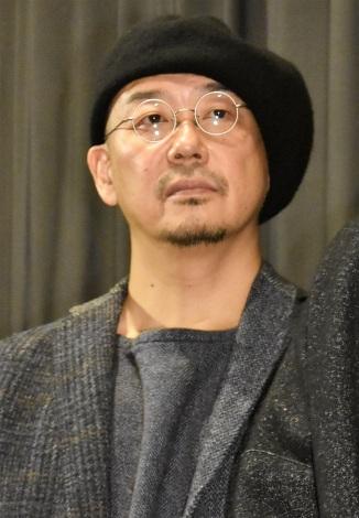 映画『光』公開記念舞台あいさつに出席した大森立嗣 (C)ORICON NewS inc.