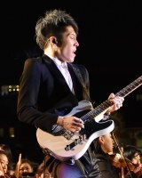 『東京2020参画プログラム 文化オリンピアードナイト』コンサートに出演したMIYAVI (C)ORICON NewS inc.