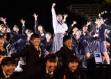 『東京2020参画プログラム 文化オリンピアードナイト』コンサートに出演した高校生たちのステージ (C)ORICON NewS inc.