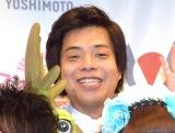 『よしもと47シュフラン2018』開催発表会見に参加したバンビーノ・藤田裕樹 (C)ORICON NewS inc.