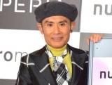 今年8月にテレビ番組で熟年離婚を告白していた片岡鶴太郎(C)ORICON NewS inc.