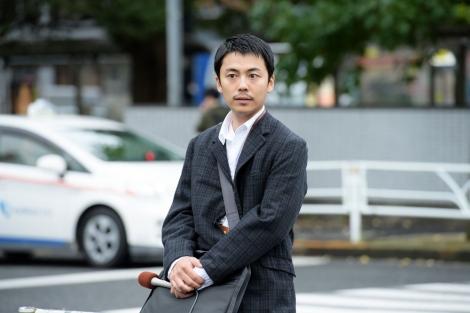 又吉直樹脚本のドラマ『許さないという暴力について考えろ』(12月26日放送)森岡龍の出演シーン(C)NHK