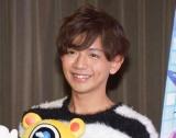 スマホカメラRPG『パシャ★モン』PR大使お披露目会に出席したたくぽん (C)ORICON NewS inc.