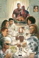 『デッドプール2(仮題)』の日本公開が2018年6月に決定 (C)2017Twentieth Century Fox Film Corporation