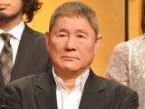 """""""落語の神様""""古今亭志ん生を演じるビートたけし(C)ORICON NewS inc."""