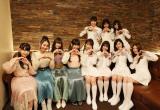 SKE48の派生ユニット「ラブ・クレッシェンド」に新メンバー(左から4人)が加入