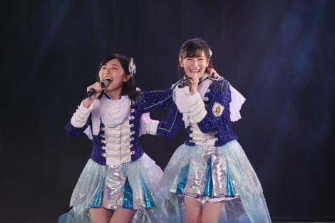 大矢真那 SKE48劇場卒業公演 チームS 6th『重ねた足跡』公演の模様(C)AKS