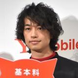 ワイモバイル 新商品・新サービス発表会に出席した斎藤工 (C)ORICON NewS inc.