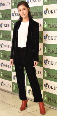 写真集『萩花 Fujii Shuuka』発売記念ツーショット撮影会を開催した藤井萩花 (C)ORICON NewS inc.