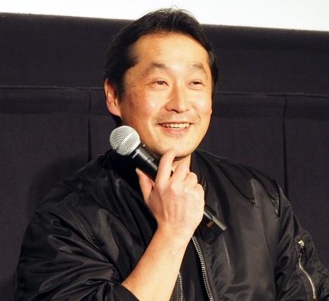 『ウルトラマンジード ディレクターズカット版』上映会に出席した坂本浩一監督 (C)ORICON NewS inc.