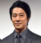 WOWOW『連続ドラマW 名刺ゲーム』完成披露試写会に出席した堤真一 (C)ORICON NewS inc.