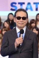 『ミュージックステーション』MCのタモリ(C)テレビ朝日