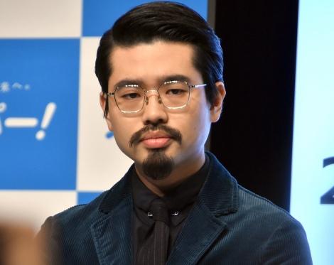 スカパー!『冬のオススメコンテンツ』発表会に出席したハマ・オカモト (C)ORICON NewS inc.