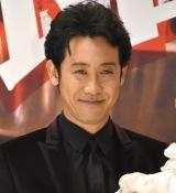 『探偵はBARにいる3』初日舞台あいさつに出席した大泉洋 (C)ORICON NewS inc.