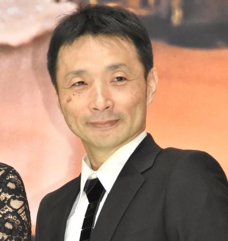 『探偵はBARにいる3』初日舞台あいさつに出席した吉田照幸監督 (C)ORICON NewS inc.