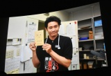 映画館でアルバイトし、給料をもらった大泉洋=『探偵はBARにいる3』初日舞台あいさつ (C)ORICON NewS inc.