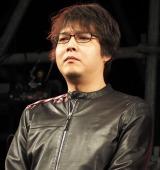 円谷プロ新作アニメ『ULTRAMAN』製作発表に出席した清水栄一 (C)ORICON NewS inc.