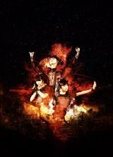 BABYMETALのYUIMETAL(右)が体調不良で広島2days出演を取りやめた