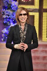 12月4日放送の日本テレビ系『しゃべくり007』にYOSHIKIが初登場 (C)日本テレビ