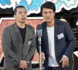 『M-1グランプリ2017』敗者復活戦に出場した天竺鼠 (C)ORICON NewS inc.