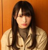 1st写真集『饒舌な眼差し』について語った欅坂46・渡辺梨加(写真:宮坂浩見) (C)ORICON NewS inc.
