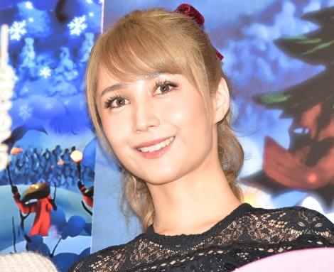 『MOOMINパペット・アニメーション展』に来場したサラ・オレイン (C)ORICON NewS inc.