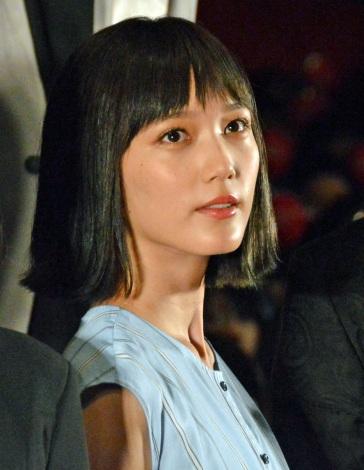 本田翼=映画『鋼の錬金術師』公開記念舞台あいさつ (C)ORICON NewS inc.