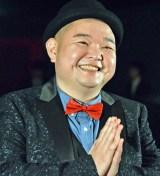 内山信二=映画『鋼の錬金術師』公開記念舞台あいさつ (C)ORICON NewS inc.