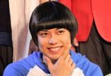 舞台の第2弾『おそ松さん on STAGE 〜SIX MEN'S SHOW TIME 2〜』の公開記者会見に出席した柏木佑介 (C)ORICON NewS inc.