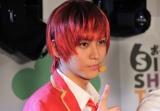舞台の第2弾『おそ松さん on STAGE 〜SIX MEN'S SHOW TIME 2〜』の公開記者会見に出席した井澤勇貴 (C)ORICON NewS inc.