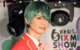 舞台の第2弾『おそ松さん on STAGE 〜SIX MEN'S SHOW TIME 2〜』の公開記者会見に出席した小野健斗 (C)ORICON NewS inc.