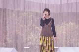 スタジオパフォーマンスの模様(C)NHK