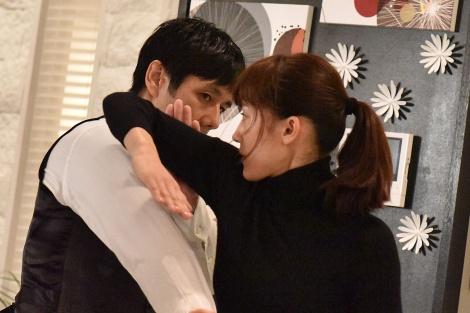 日本テレビ系連続ドラマ『奥様は、取り扱い注意』最終話カットが到着 (C)日本テレビ