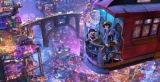ディズニー/ピクサー『リメンバー・ミー』(2018年3月16日公開)死者の国(C)2017 Disney/Pixar. All Rights Reserved.