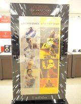 1億円の「スター・ウォーズ」カレンダー公開(裏面)(C)ORICON NewS inc. (C)& TM Lucasfilm Ltd.