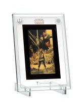 GINZA TANAKA「スター・ウォーズ/最後のジェダイ 純金 1g カレンダー(フレーム付)」(C)& TM Lucasfilm Ltd.