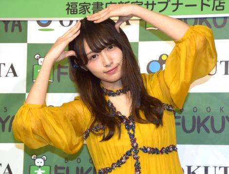 サムネイル にゃーポーズを披露する欅坂46・渡辺梨加 (C)ORICON NewS inc.