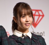 『Yahoo!検索大賞2017』発表会に出席した欅坂46・小林由依 (C)ORICON NewS inc.