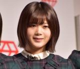『Yahoo!検索大賞2017』発表会に出席した欅坂46・尾関梨香 (C)ORICON NewS inc.
