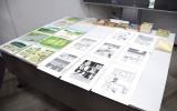 単行本化された『いざなうもの』(原作:内田百間『冥途』)、『百年の森』の原画 (C)パピエ (C)ORICON NewS inc.