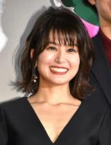 佐津川愛美=映画『リベンジgirl』完成披露舞台あいさつ (C)ORICON NewS inc.