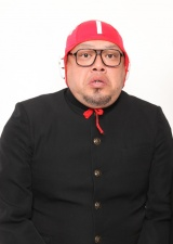 ドキュメンタリードラマ『MASKMEN(マスクメン)』に出演するくっきー(野性爆弾)