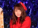 『青山クリスマスサーカス by avex』イルミネーション点灯式に出席した川栄李奈 (C)ORICON NewS inc.